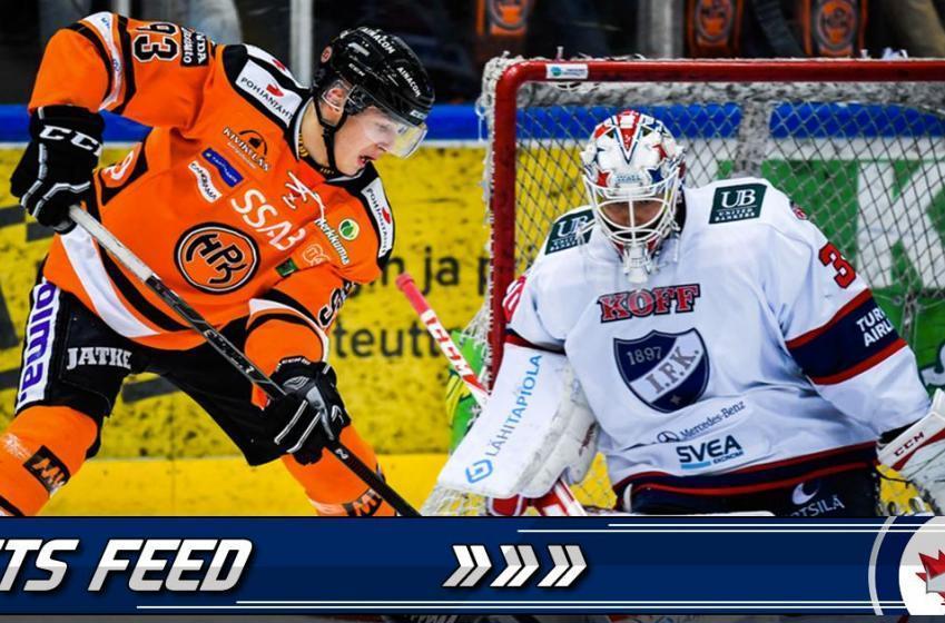 Prospect watch: Kristian Vesalainen is adapting well!