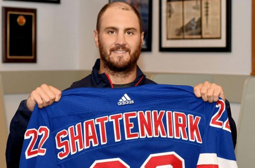 Breaking: Rangers buy out Shattenkirk