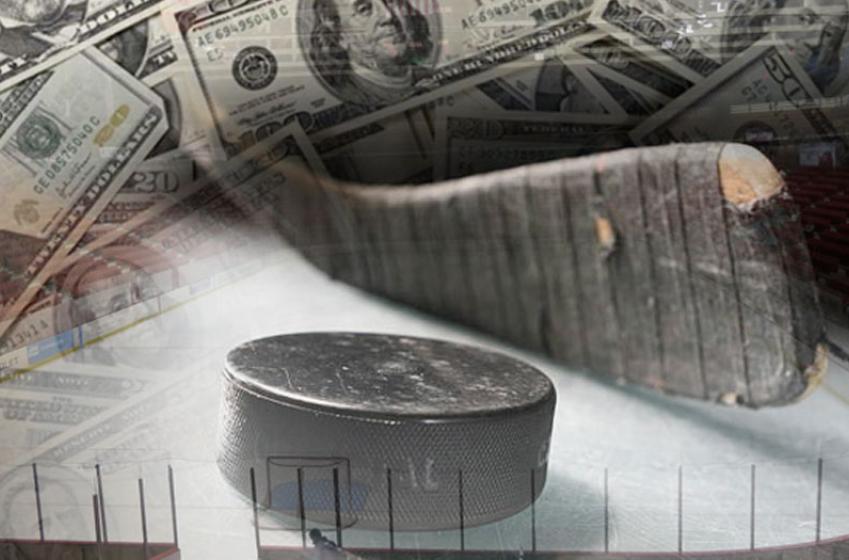 Betting kiosks coming to NHL Arenas this season?