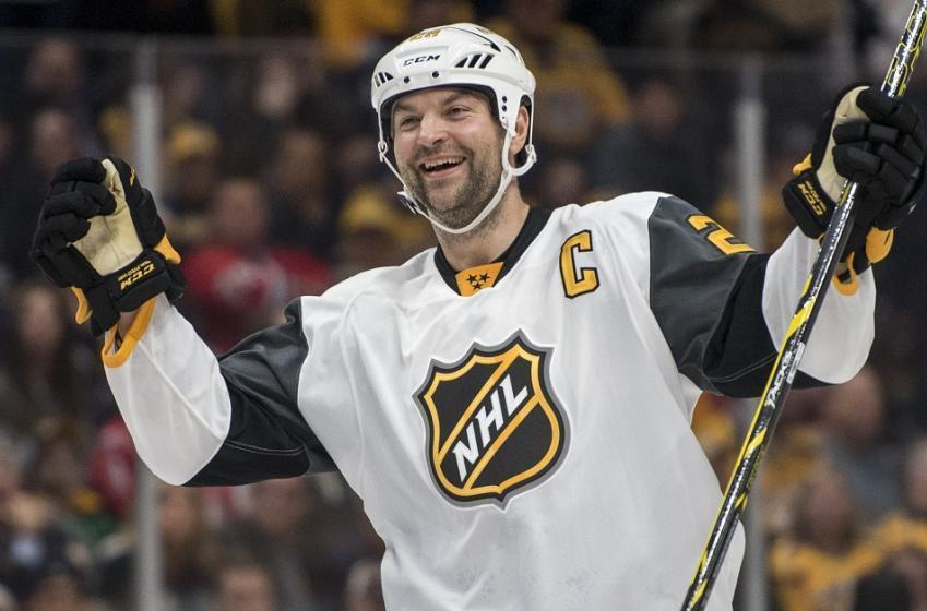 Breaking: NHL All-Star John Scott makes a huge announcement.
