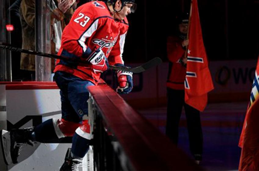 Breaking: Capitals put player on waivers, pull him off… trade coming?