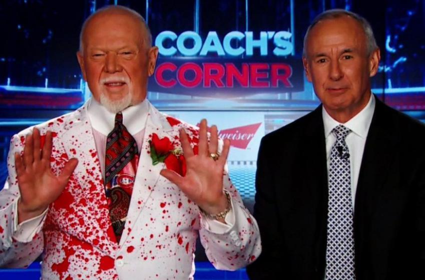 Sportsnet grooming the perfect Don Cherry replacement?!
