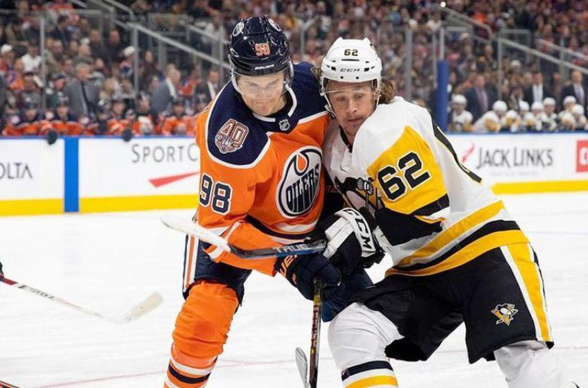 Report: Oilers and Penguins linked in Puljujarvi trade talks