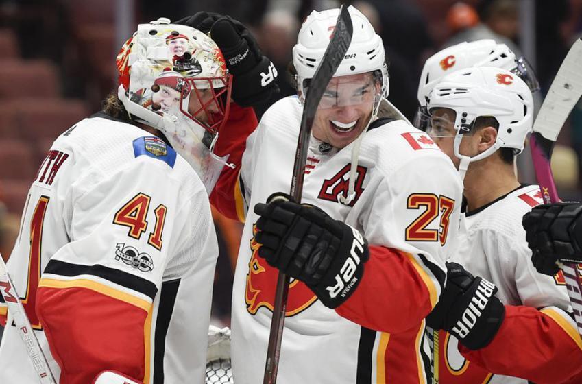 Recap: Flames break the streak!