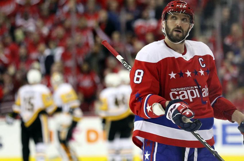 ICYMI: Ovechkin faces one game suspension