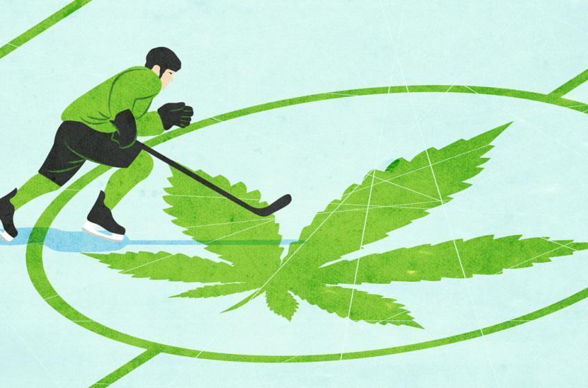 Hockey legend takes stand against marijuana legalization
