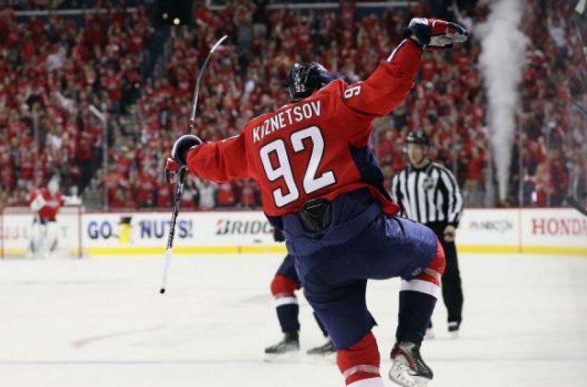 Russian NHL star supports Kuznetsov despite cocaine bust!