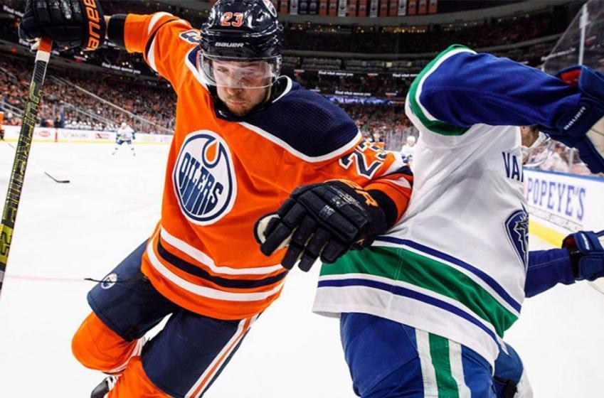 Report: Spooner set to make Canucks debut on top line
