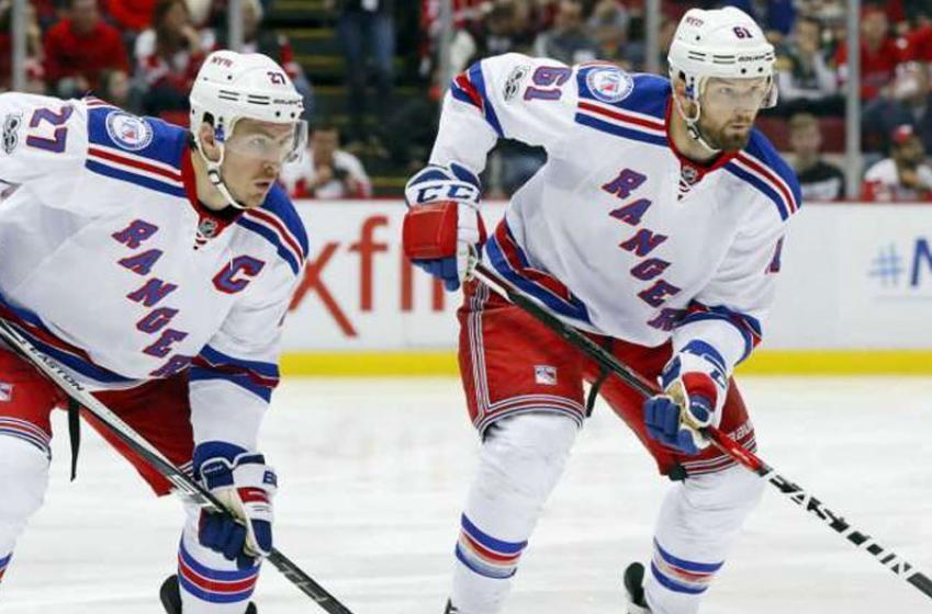 Rumor: Rangers top player to get traded despite slump!