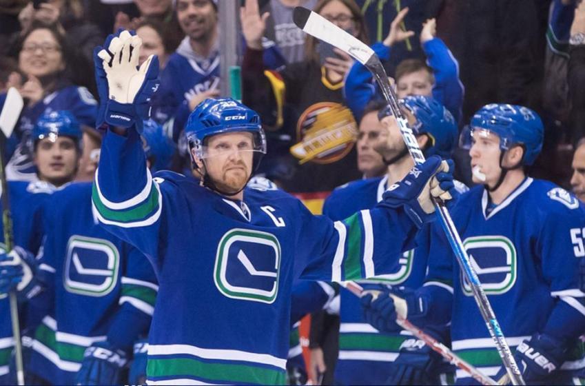 Henrik Sedin joins NHL greatness