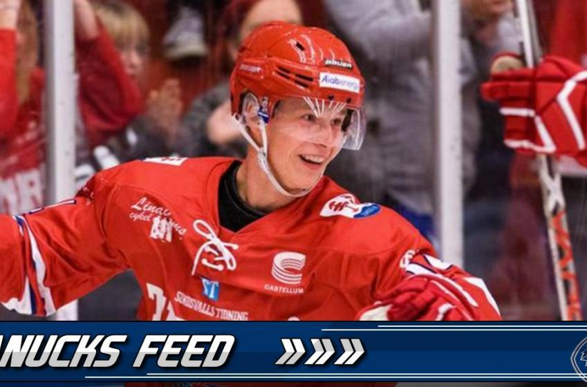 Prospect watch : Petterson is doing pretty well!