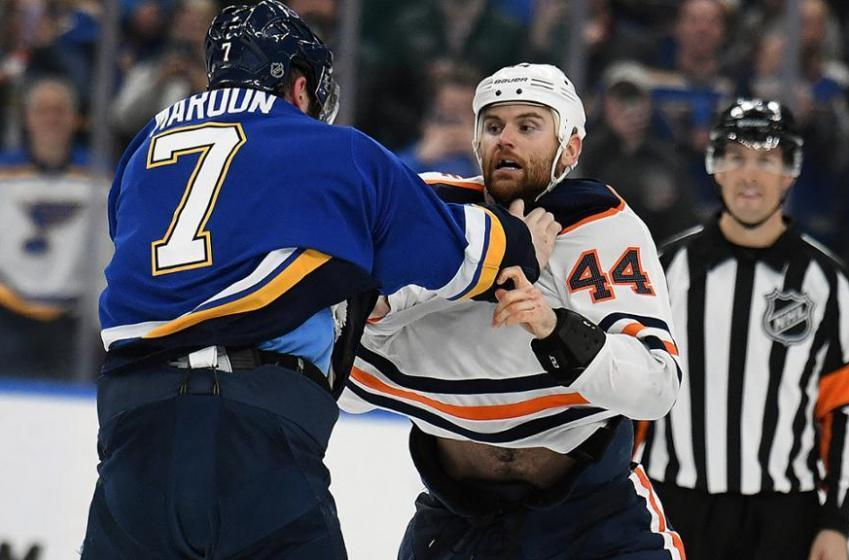 Oilers' Kassian wants Maroon to forgive him