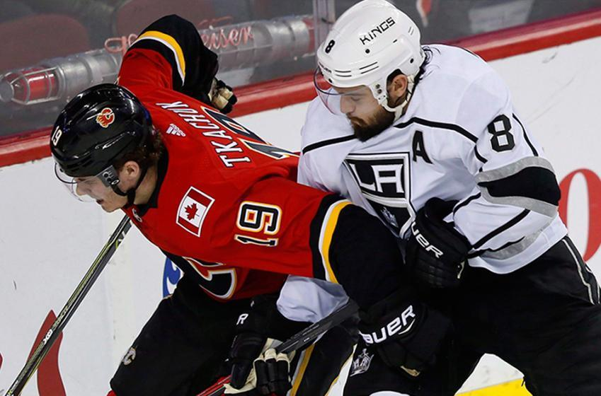Doughty tees off on Tkachuk ahead of Kings vs Flames game tonight