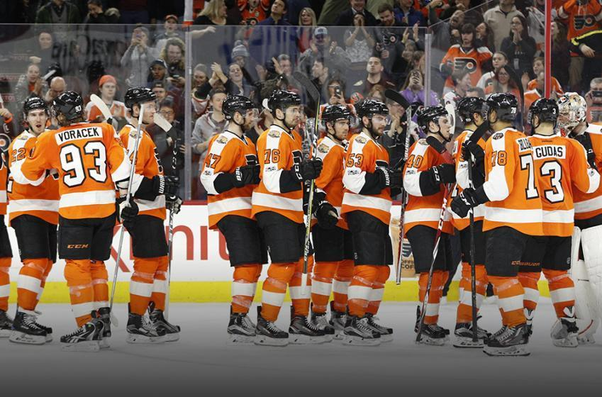 Flyers assign veteran defenseman to the AHL