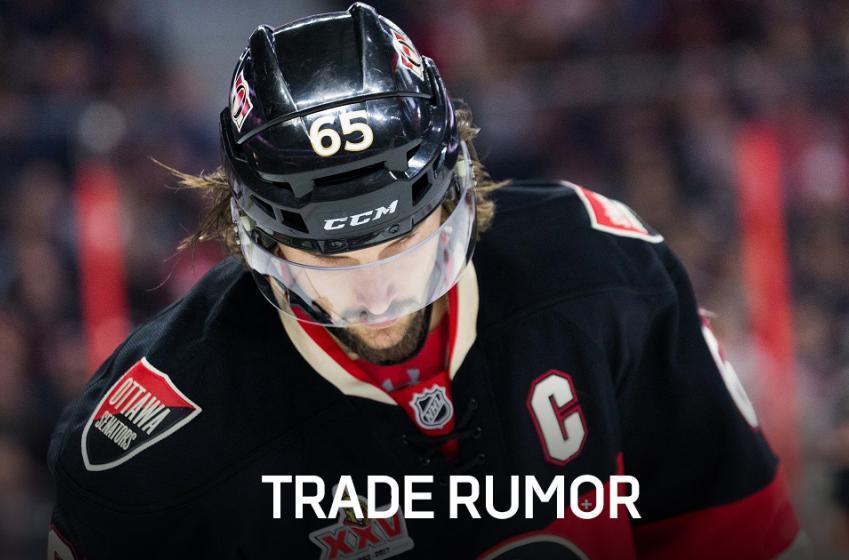 Report: Erik Karlsson himself confirms huge trade rumor.