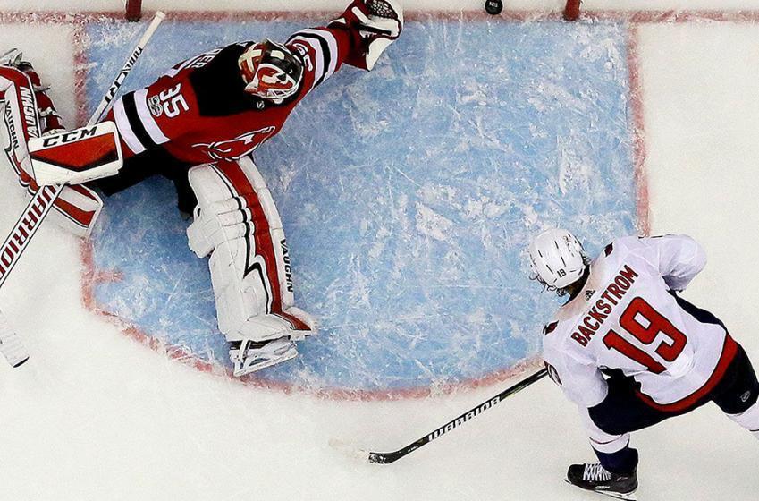 Breaking: Backstrom named NHL's 3rd Star