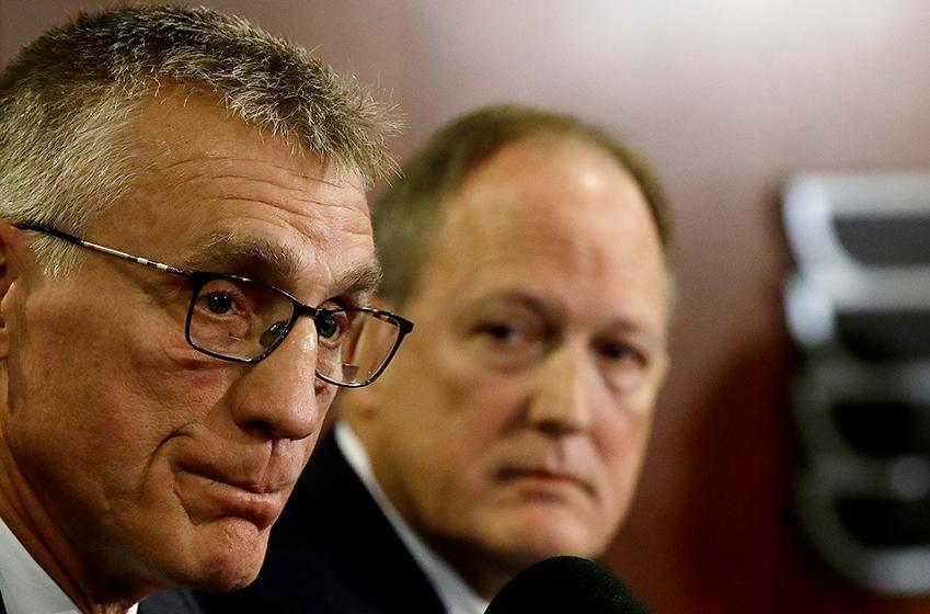 Breaking: Flyers shake up front office, strip Holmgren of his duties