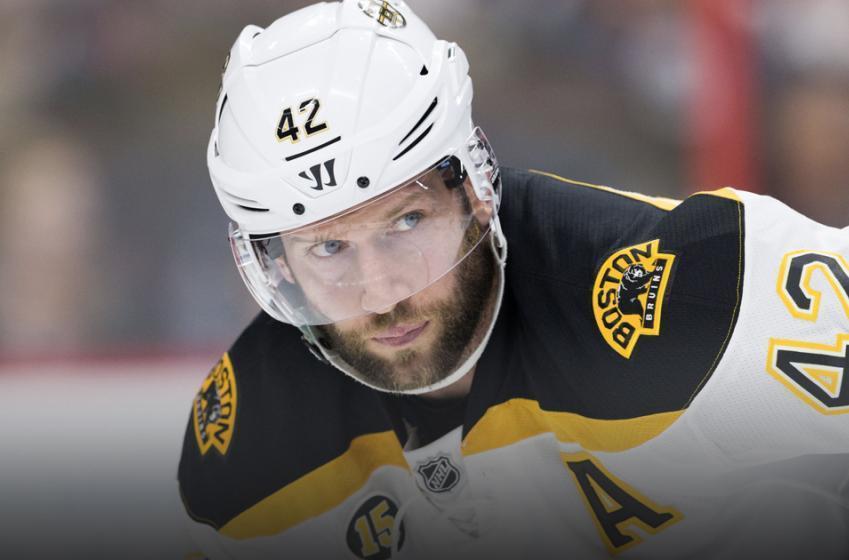 Report: Huge update on Backes' health
