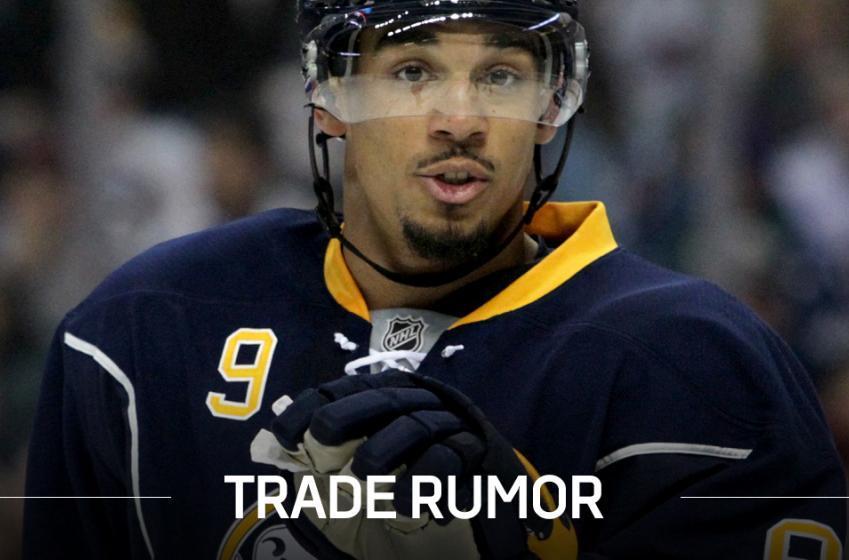 Breaking: McKenzie provides huge update on Evander Kane trade rumors.