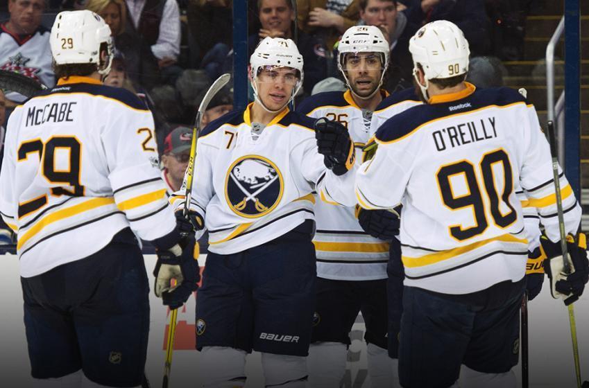 Breaking: Sabres sign top prospect