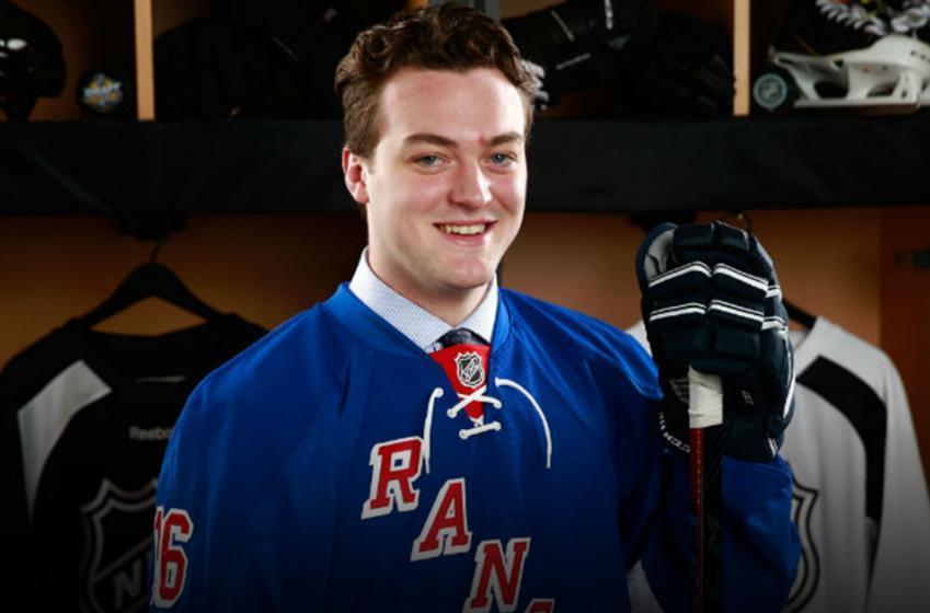 Report: Rangers prospect looking good!