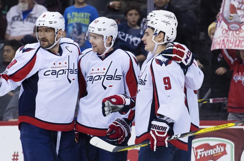 Rumor: Capitals may look to add veteran defenseman.