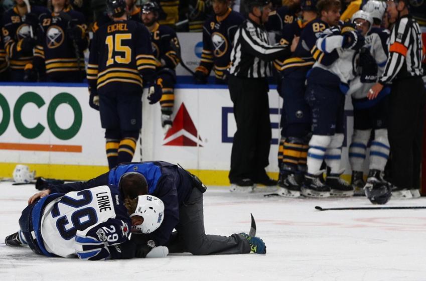 Breaking: Big update on injured rookie superstar Patrik Laine.