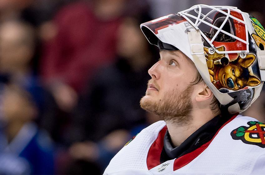 Hurricanes acquire goaltender to replace McElhinney and Mrazek