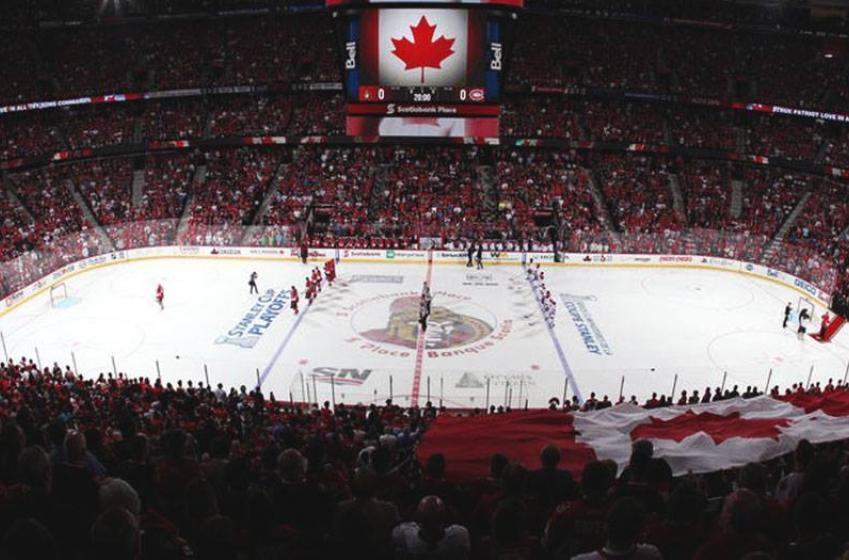 Ottawa Senators sign veteran free agent defenseman