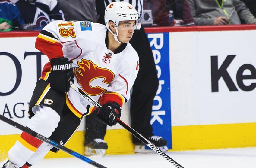 Flames' Treliving adresses Gaudreau rumors