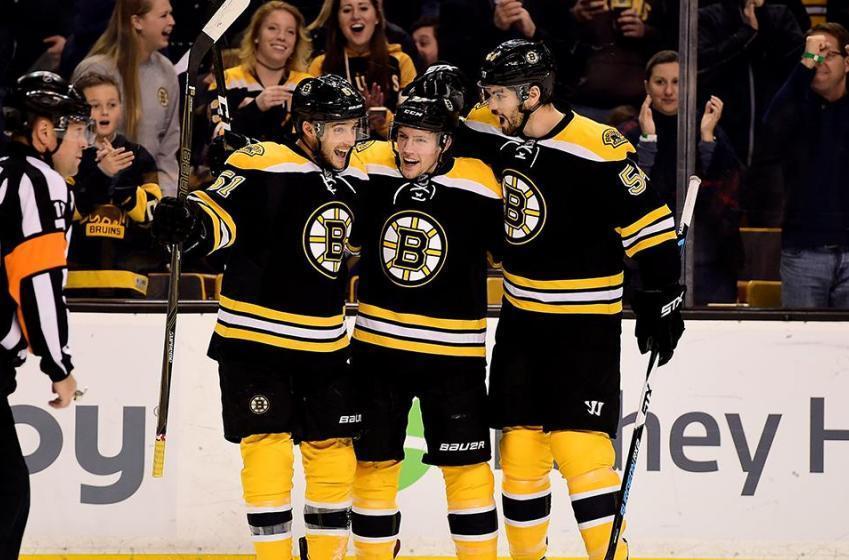 Breaking: Backes on IR, Bruins make emergency call up