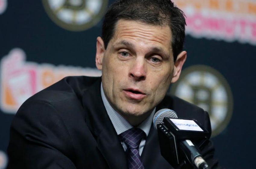 Rumor: Bruins to place veteran forward on trading block