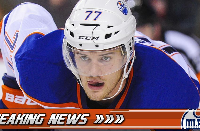 Breaking: Oilers head coach made his final decision on Oscar Klefbom