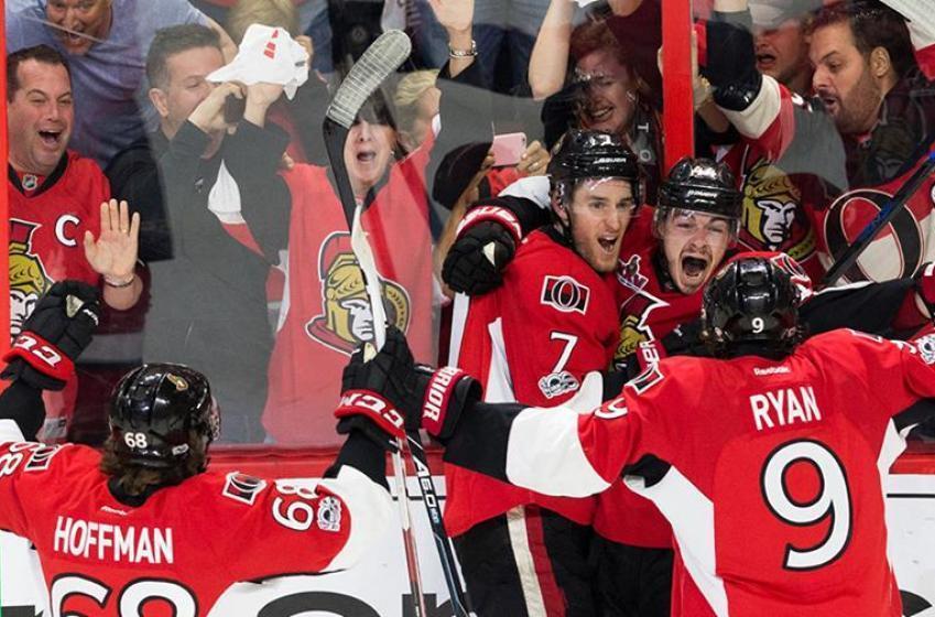 Report: Sens announce three AHL demotions