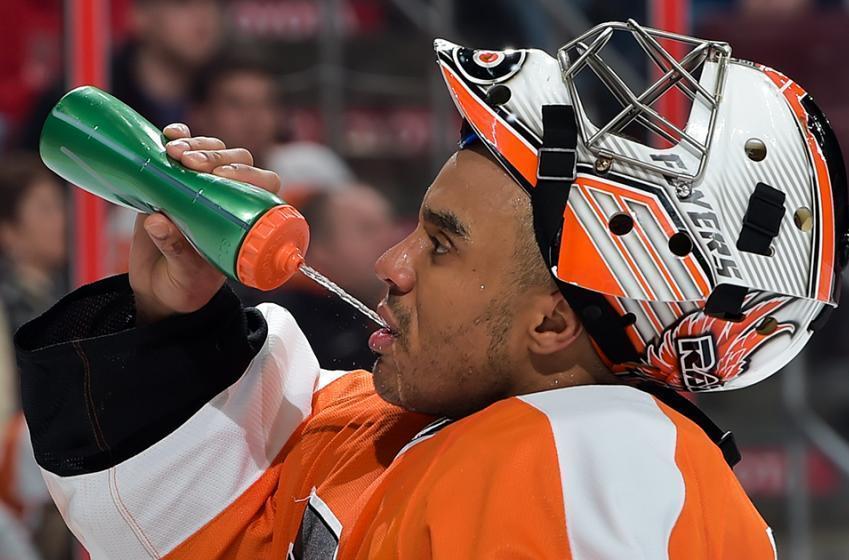 Report: Former Flyers goalie Emery arrested for armed assault on celebrity!