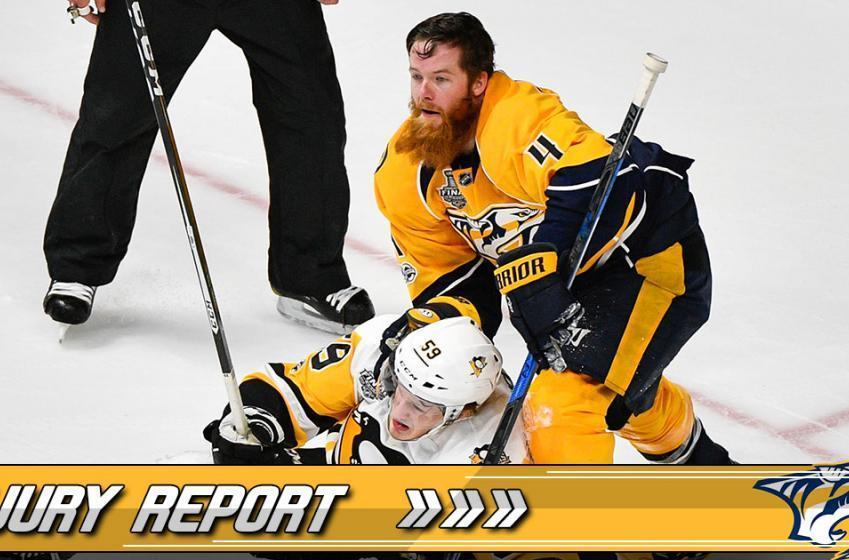 Injury Report: Teammate hints at Ellis' status for game 6