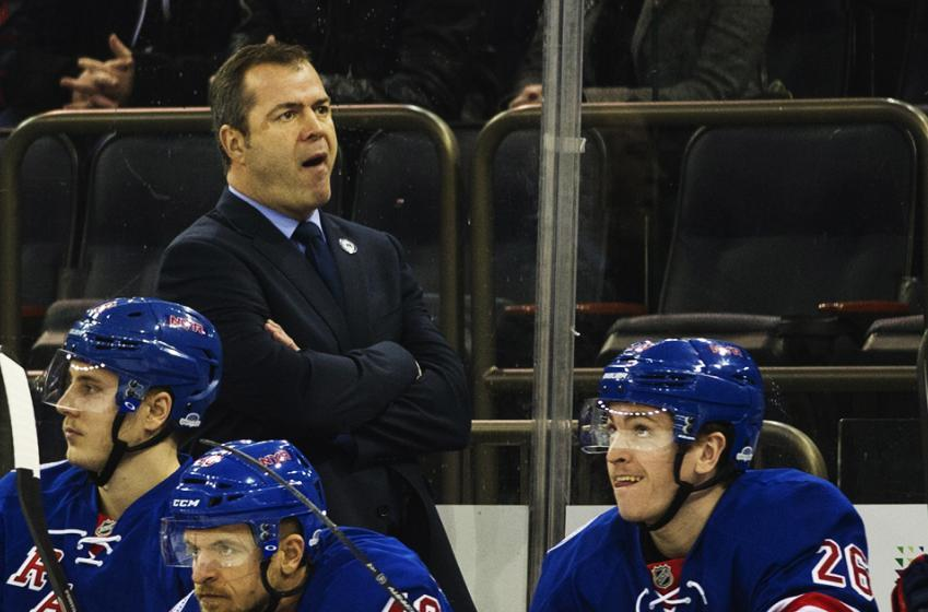 Report: Vigneault overhauls lineup