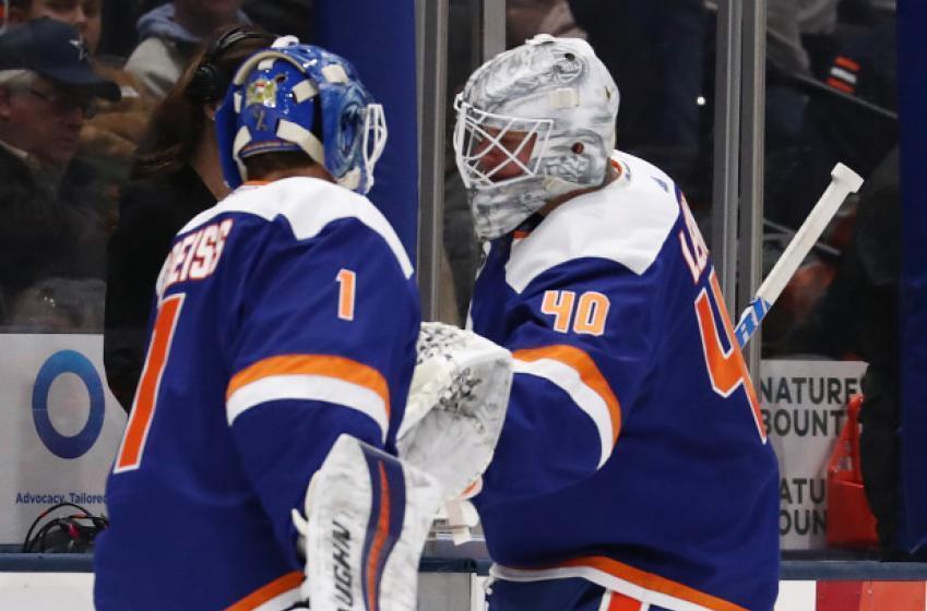Breaking: Islanders to make goalie change for do or die Game 4