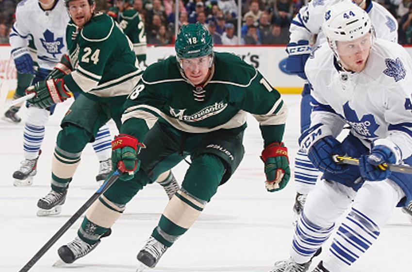 Gameday: Matthews-less Leafs take on the Wild