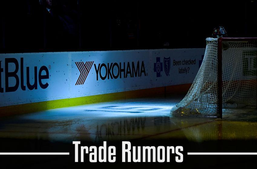 25 year old goalie likely headed to the trading block.