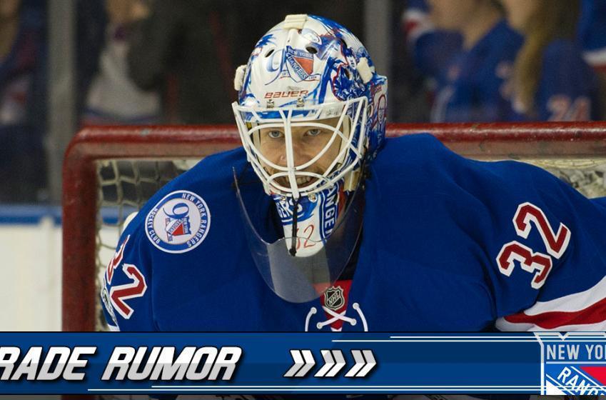 Rumor: Two teams in the running for Rangers goalie