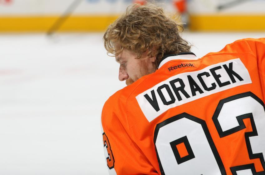 Breaking: Voracek set to return for Flyers