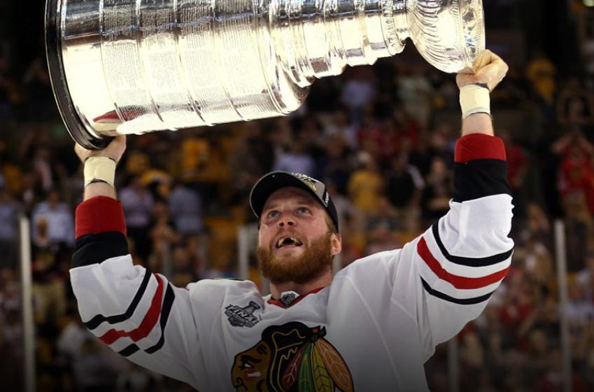 Retired NHLer Bickell using beer to fight MS