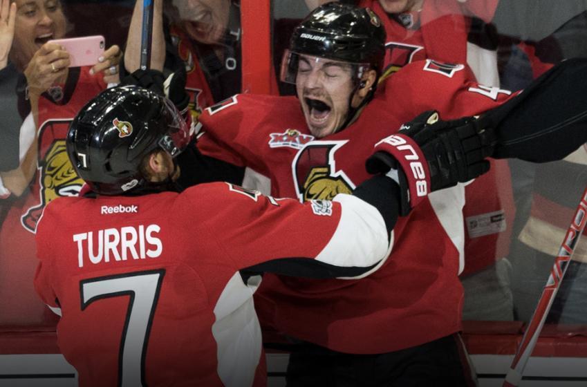 Breaking: 22 NHL teams scouting tonight's Sens game!