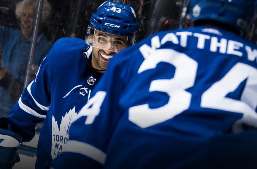 Report: MacKinnon makes huge declarations on Matthews and Kadri