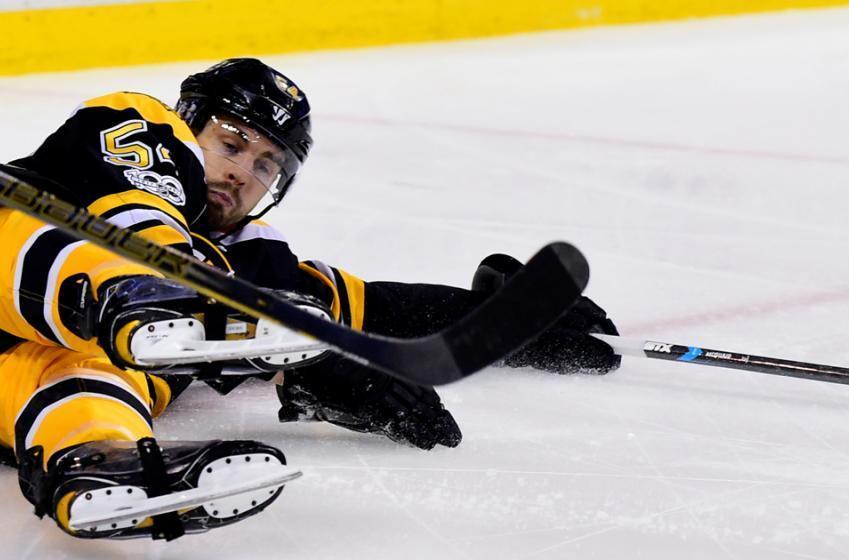 Breaking: Bruins' key defenseman out several weeks