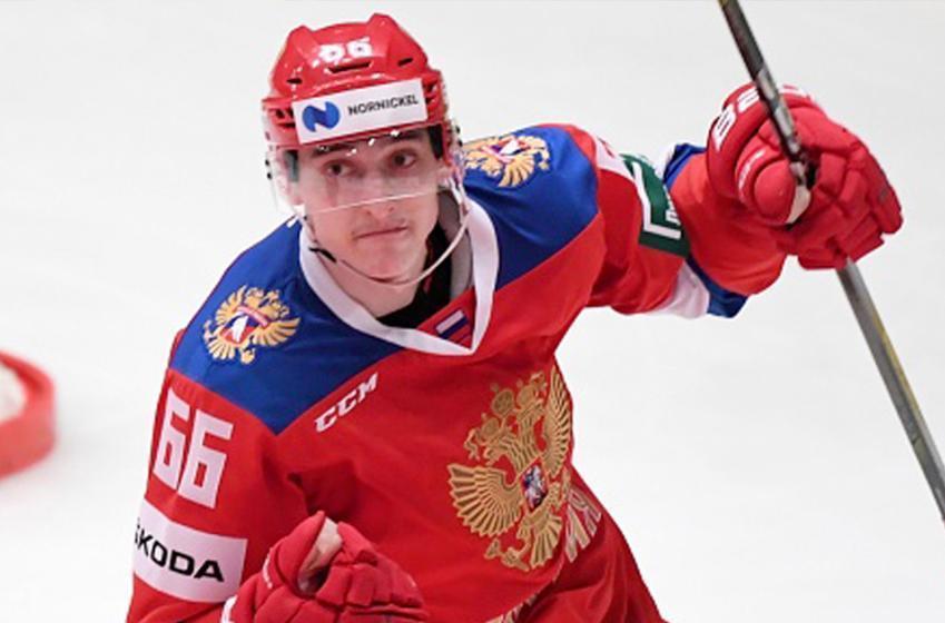 Report: KHL star Ilya Mikheyev has narrowed his list to two NHL teams