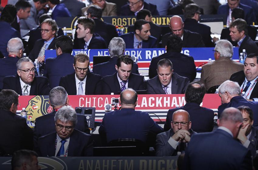Rumor: NHL GM admits to working trade phones