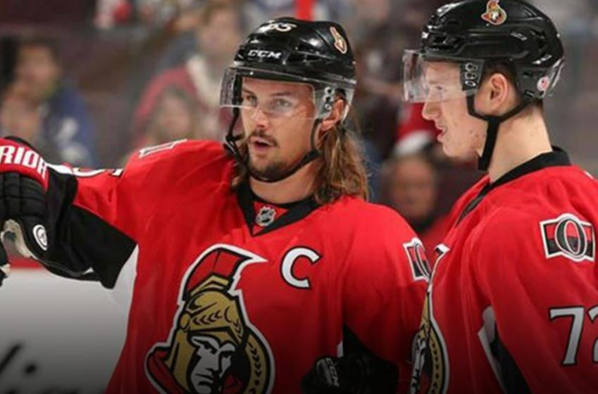 Report: Sens make roster moves, Karlsson back?