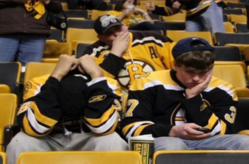 Breaking: Bruins forward leaves team ahead of Stanley Cup Final